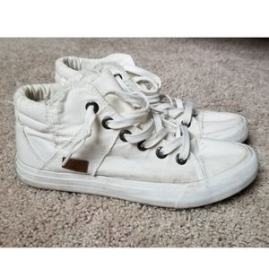 Blowfish high top sneakers